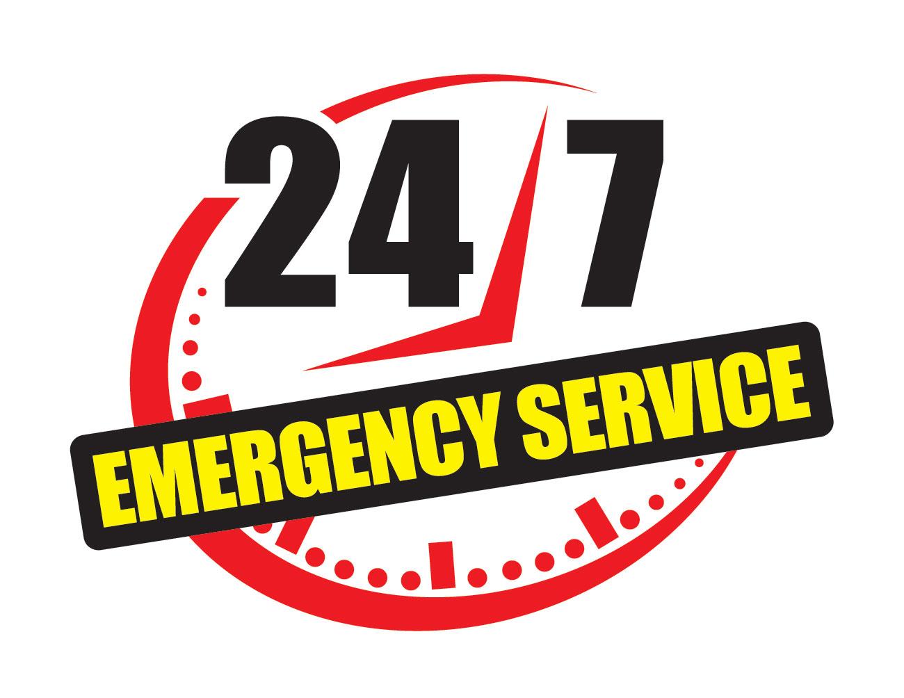 24 7 Emergency Service